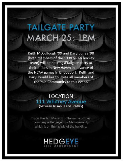 TAILGATE PARTY - Tailgate Invite