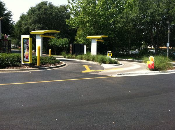MCD REIMAGING TOUR - mcd drive thru