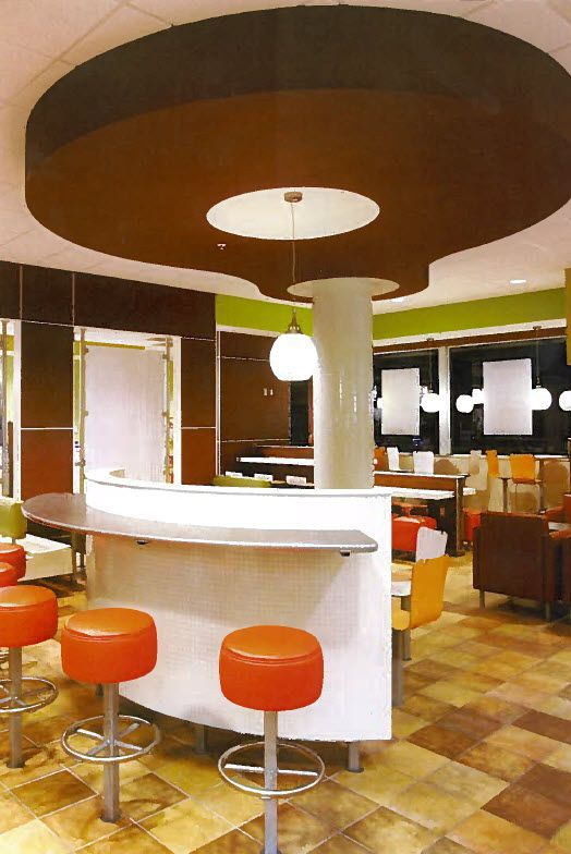 MCD REIMAGING TOUR - mcd interior