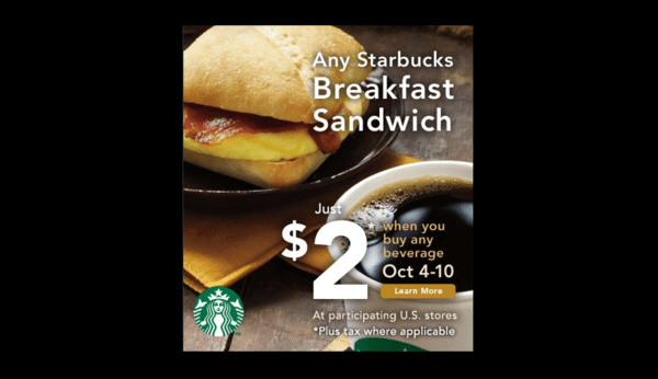 THE HBM: TXRH, SONC, YUM, CMG, SBUX, CAKE - sbux breakfast
