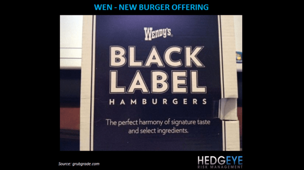 WEN – HITTING THE BURGERS HARD IN 2012 - wen1