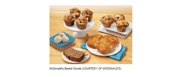 MCD VS DNKN – GAME ON - baked goods mcd