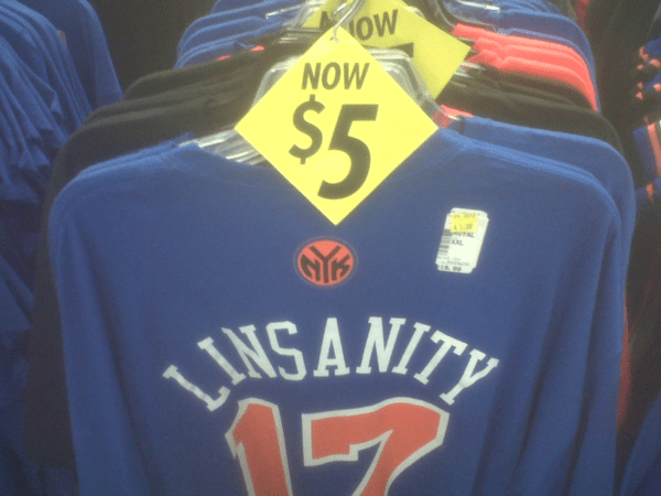 Linsanity On Life Support - LINSANITY Modells