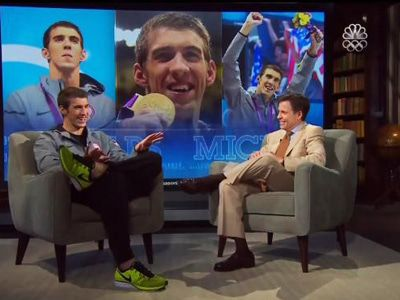 NKE: Building An Olympian - michael phelps and bob costas
