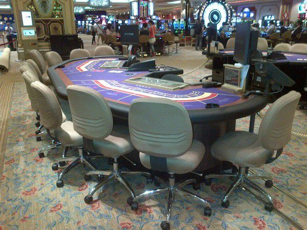 Macau: Enter The Supertables  - supertablescc
