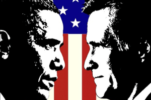 Presidential Election Preview Call Tomorrow - obama romney 300x200