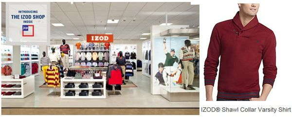 JCP: Is This How America Dresses? - JCP IZod