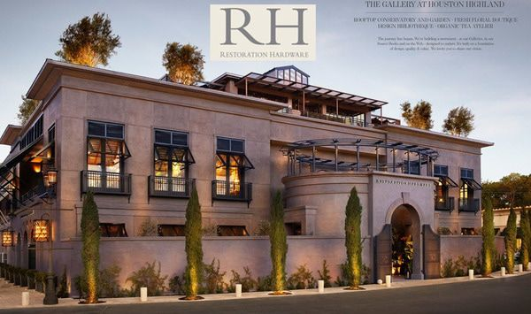 HEDGEYE RETAIL: Restoration Hardware IPO (RH) Call  - RH Post Cover