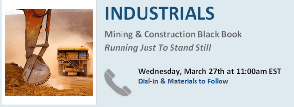 Mining & Construction Equipment Call Invitation - Picture2