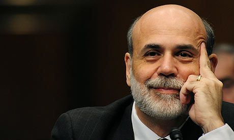 BERNANKE: WHO IS THIS GUY? - ben bernanke