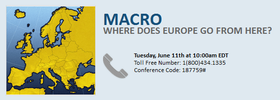 CONFERENCE CALL: What's next for Euorpe? - whereseuropeDial 06.11.13