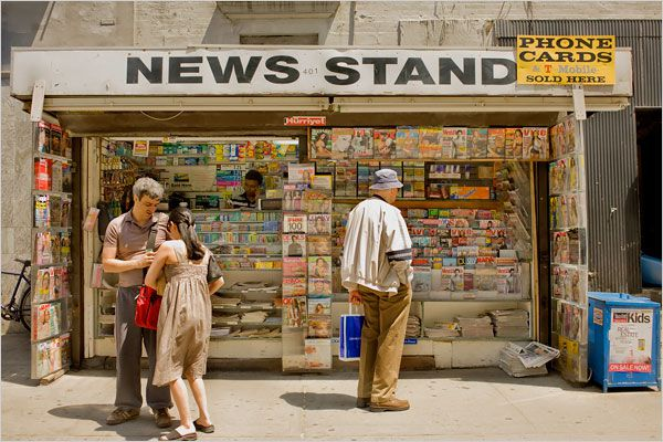 Morning Reads From Our Research Team - nyc newsstand