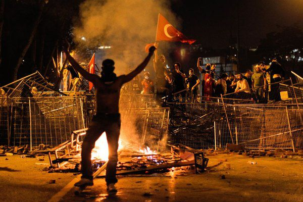 Turkey ... Much Ado About Nothing? - turkey protests