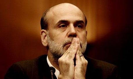 Bernanke Screws Americans (Again) - bbo