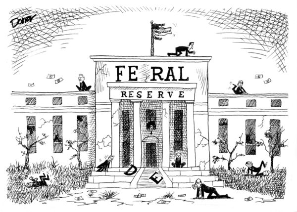 6 Fun (Frightening?) Fed Facts - feral