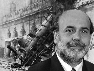 Get Out of the Way, Ben - Bernanke