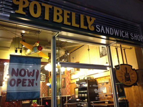 POTBELLY'S IPO: SHOULD YOU BITE? - potb