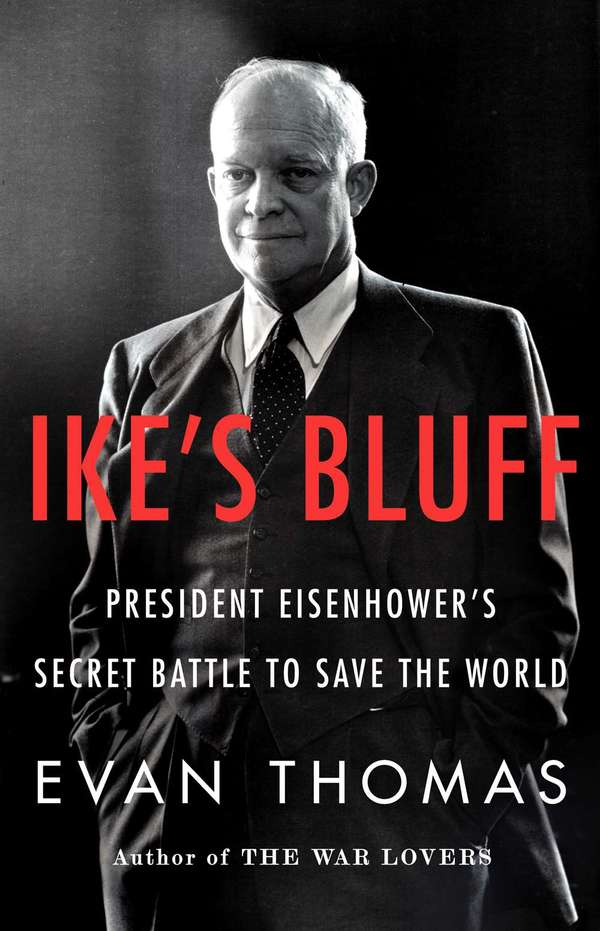 BOOK REVIEW: IKE'S BLUFF - ike