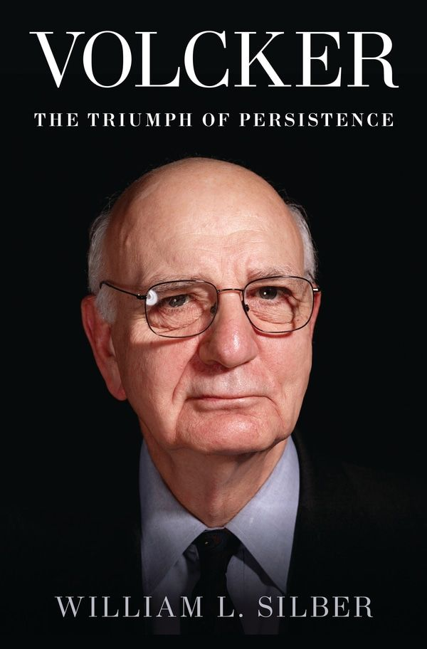BOOK REVIEW: VOLCKER - volckerbook