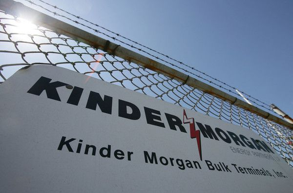 19 Questions for Kinder Morgan - km1