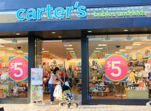 CARTER'S: DON'T Build A Position Here - carters