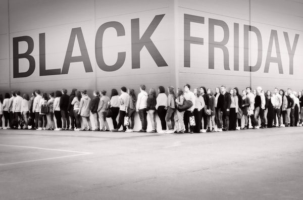 #BlackFriday Musings (And More) - blackfriday
