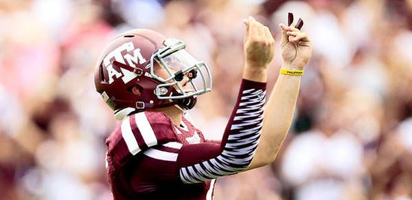 Nike Grabs the Bull with Johnny Football Deal - johnny0