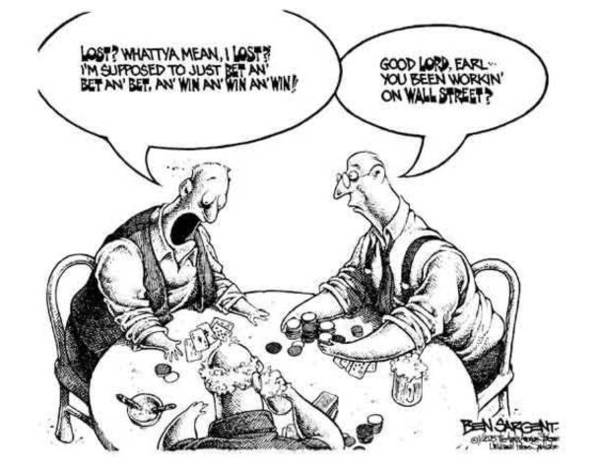 INVESTING IDEAS NEWSLETTER - ws cartoon