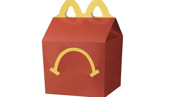 $MCD | The Anatomy of a Monthly Sales Press Release! - unhappy meal istock