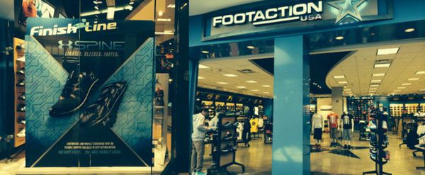 The Mall Says it All - footaction