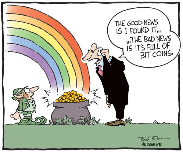 Cartoon of the Day: Bitcoin Bubble? - BitCoinCartoon03.19.2014