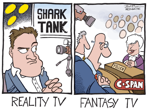 Cartoon of the Day: Reality TV - Shark Tank 03.28.2014