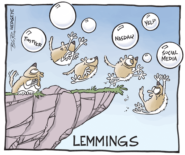 Cartoon of the Day: Lemmings - Lemmings4