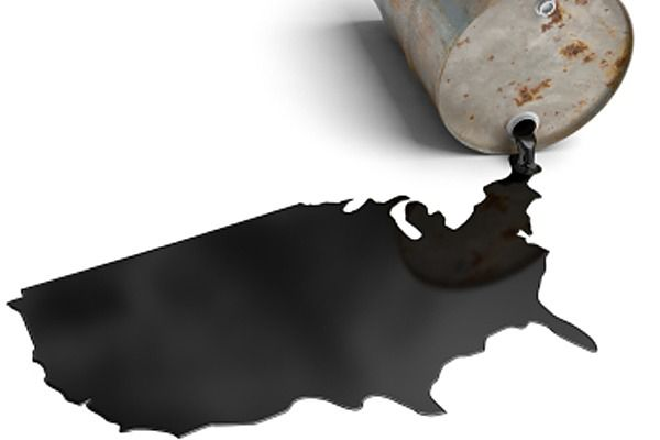 Poll of the Day Recap: Majority Says Geopolitics, Inflation Cause of Rising Oil Prices - americas oil fuled collapse