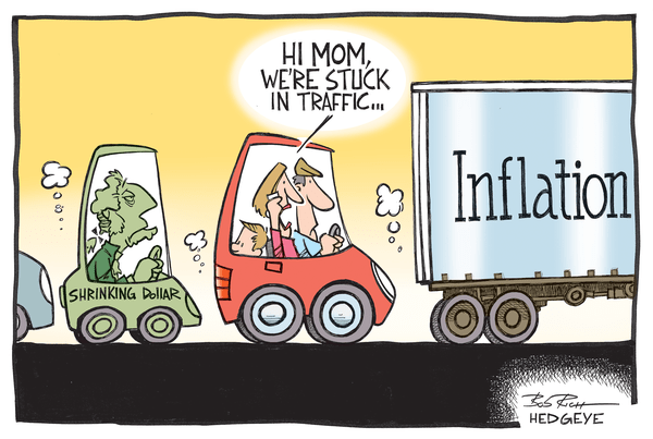 Cartoon of the Day: Holiday Traffic  - Traffic 04.18.2014