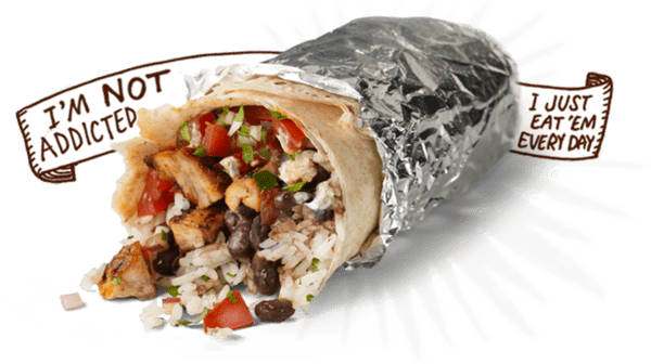 INVESTING IDEAS NEWSLETTER - menu burrito