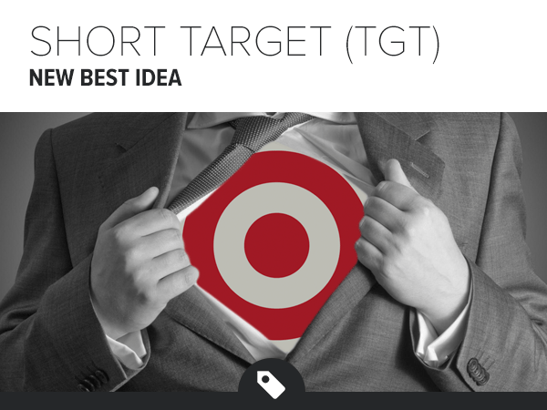 TGT - ADDING TO BEST IDEAS LIST AS A SHORT *Reminder: Today 11am ET - TGT Bestidea
