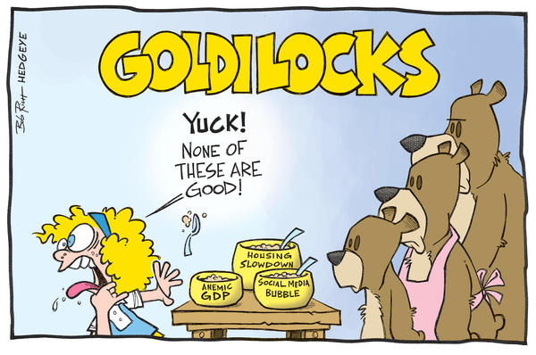 Cartoon of the Day: Goldilocks - Goldilocks 04.30.2014