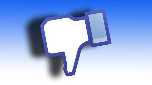 Un-friending US Growth - facebook thumbs down