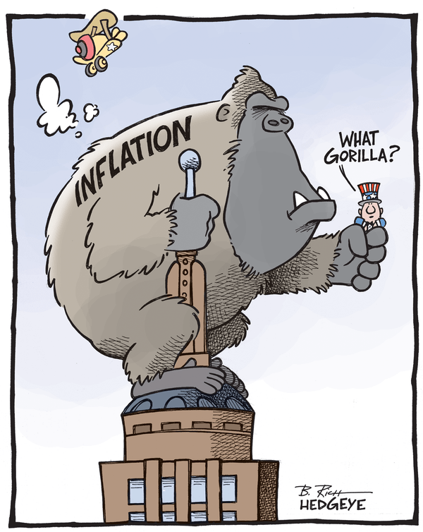 INVESTING IDEAS NEWSLETTER - KinKongCartoon5.7.2014