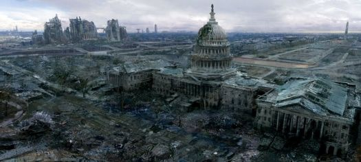 Poll of the Day Recap: 81% Say Yes, Central Planners Are Destroying America - Capitol in Ruins