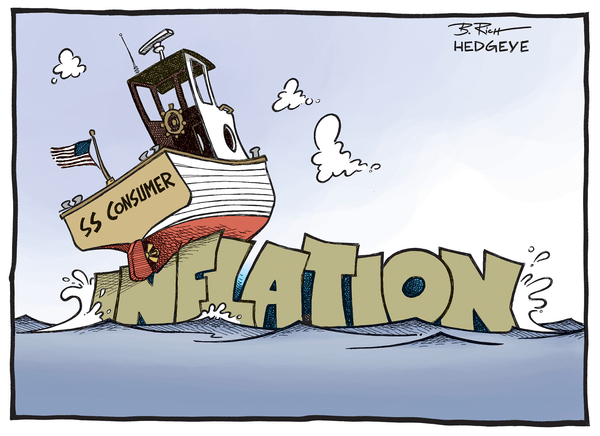 Cartoon of the Day: Inflation Shipwreck - Inflation ship wreck 5.15.20