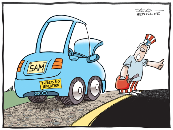 FLASHBACK | Cartoon of the Day: Out of Gas - Out of gas 04.14.14