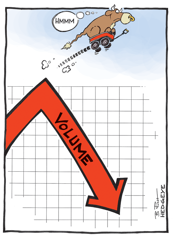 Cartoon of the Day: Goodbye Volume - Volume cartoon 5.27.2014