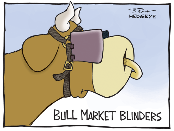 Cartoon of the Day: Bull Market Blinders - Blinders cartoon June 2014