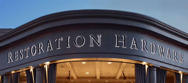 Restoration Hardware: Is $RH Best Idea In All of Retail? - rh