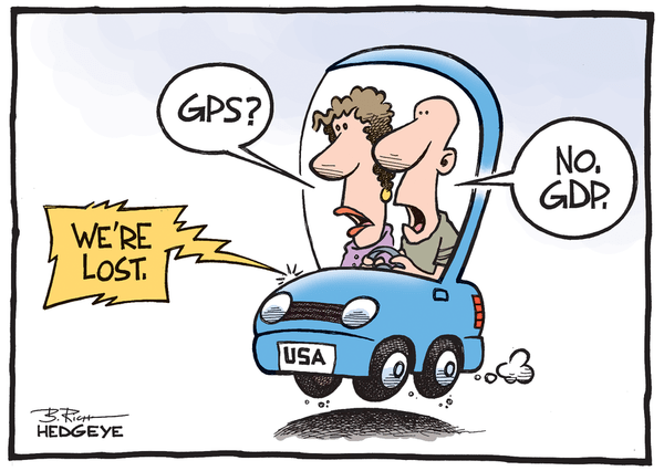 The Best of This Week From Hedgeye - gps no gdp