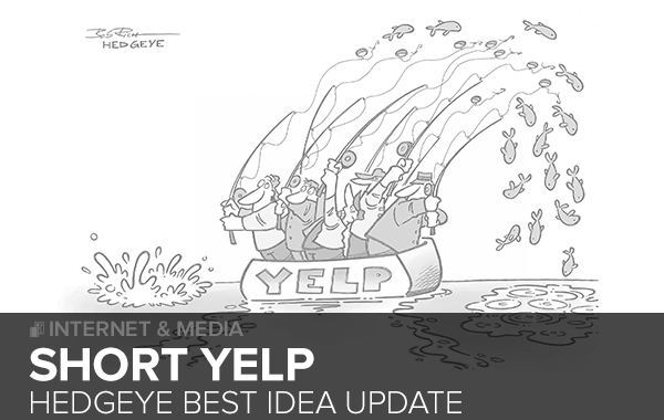 YELP: Short Best Idea Update Call (Today) - HE IM YELP UPDATE