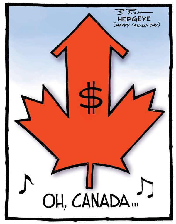 Cartoon of the Day: Happy Canada Day! - Oh  Canada cartoon