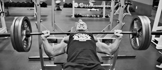 Managing the Eccentric - bench